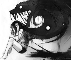 depression monster